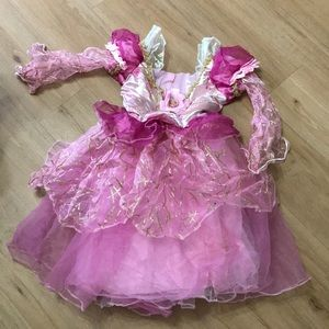 Other - Barbie Princess costume size 4-6x.